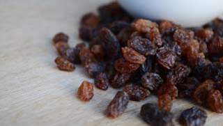 Raw Ingredients - Sultanas