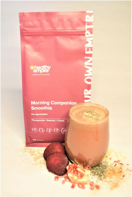 Morning Companion Packaging